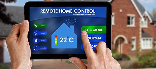 huisautomatisering elektricien